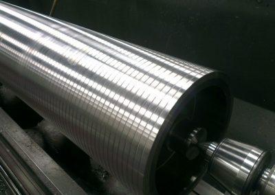Paper Industry - Spreader Roller 1